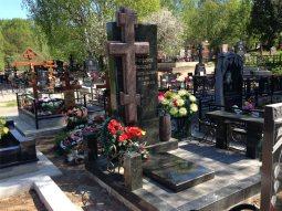 Памятники на могилу в Туле