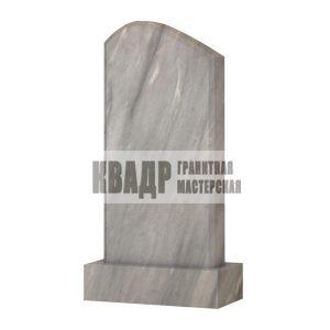 Памятник из мрамора форма 2