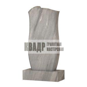 Памятник из мрамора форма 6