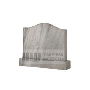 Памятник из мрамора форма 20